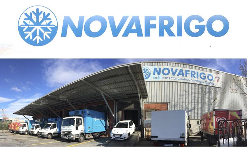 Vista lateral Comercial Novafrigo
