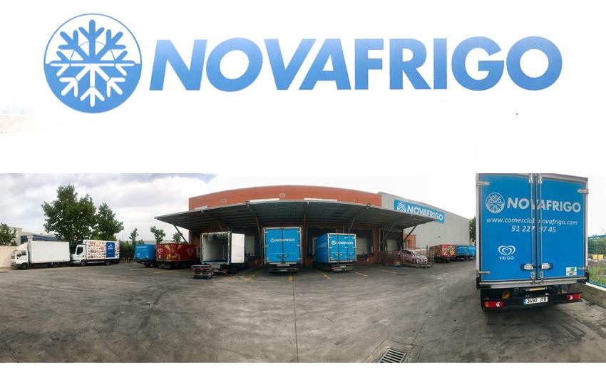 Vista Muelle Comercial Novafrigo