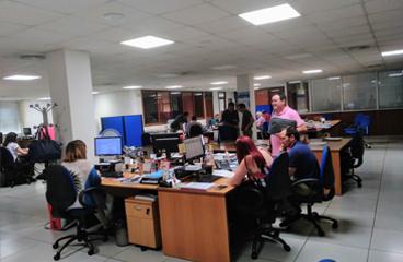Oficinas Comercial Novafrigo. distribución y asesoramiento a Hostelería de productos congelados de alta calidad