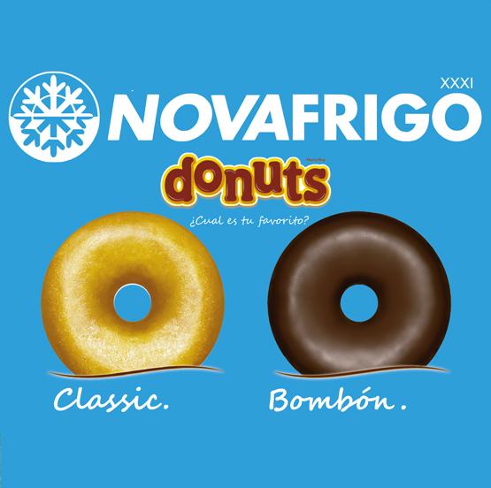 Catálogos Comercial Novafrigo