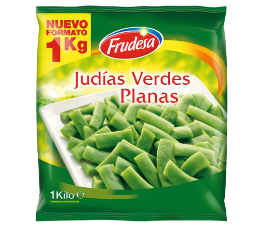 judias verdes planas frudesas