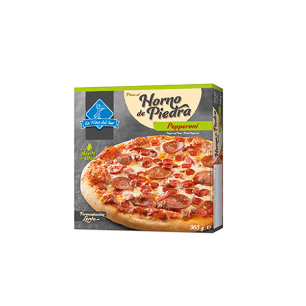 PIZZA PEPPERONI 6 UDS